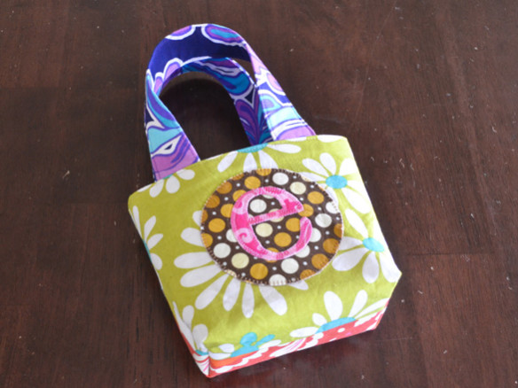Fabric Bag Project