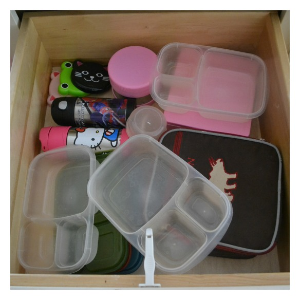 Pantry Drawer Organizer