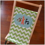 The Land of Nod stroller seat tutorial…