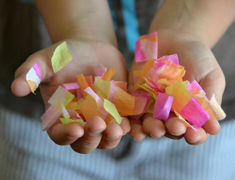 make your own confetti