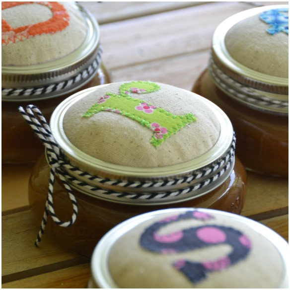 mason jar lid covers