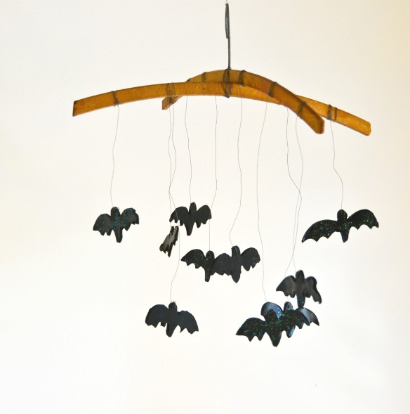 halloween bat mobile