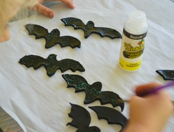bat mobile halloween decorations