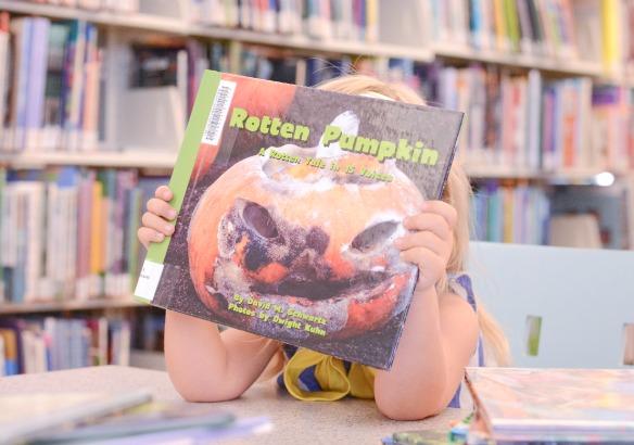 rotten pumpkin book
